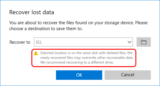 recovering data from external hard drive that is not recognized via disk drill