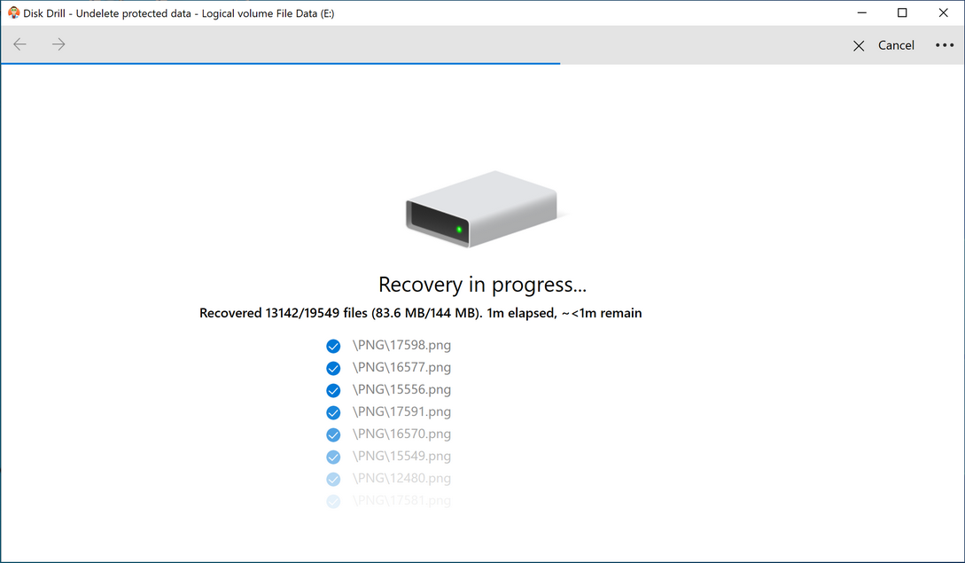 ntfs disk recovery