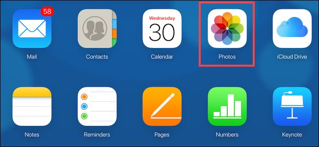 recover deleted photos from iphone with icloud backup
