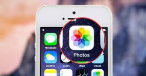 how to recover deleted photos from iphone without software