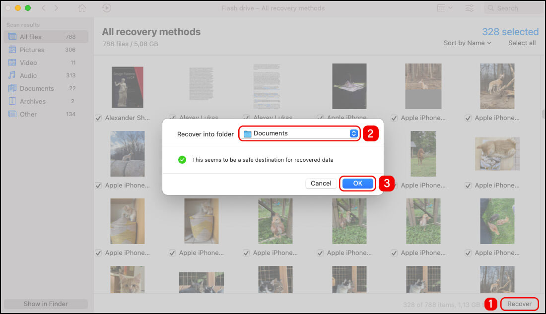 recover formatted hard drive partition mac