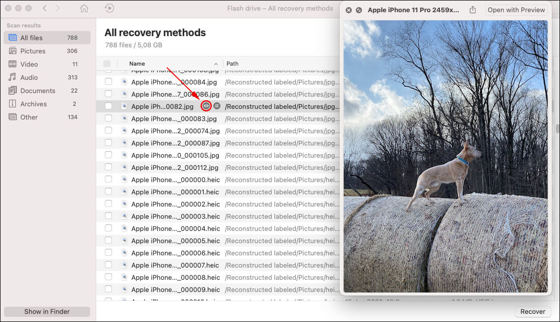 how to recover files from raw external hard drive