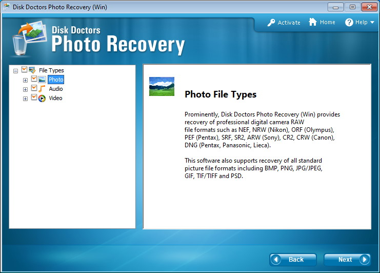 best photo recovery software for windows users