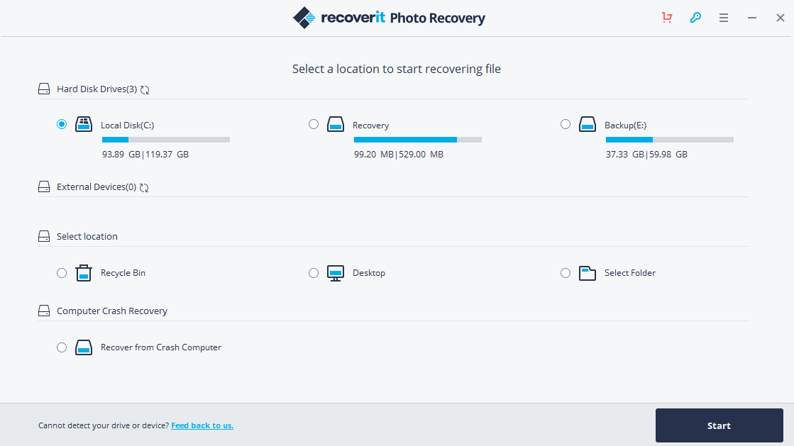photo recovery software for mac and windows
