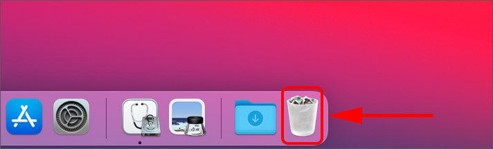 restore folder mac from trash
