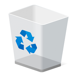 windows recycle bin empty