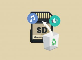 Recover Deleted Music From SD Card