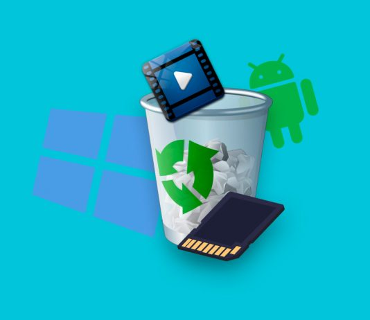 Recover Deleted Videos from SD Card